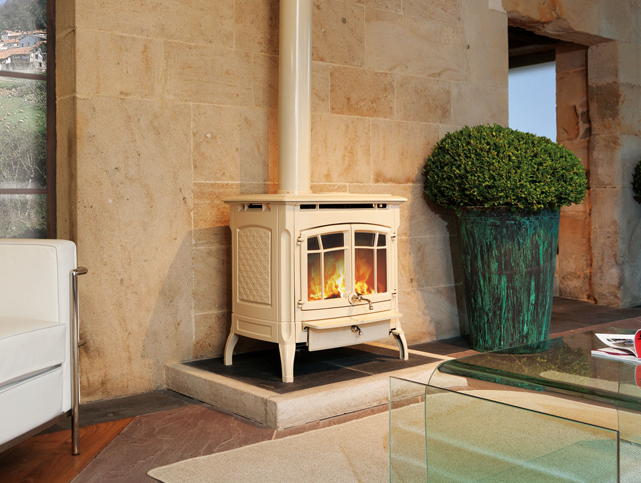 Cooking design art calor de hogar - Chimeneas para interiores ...