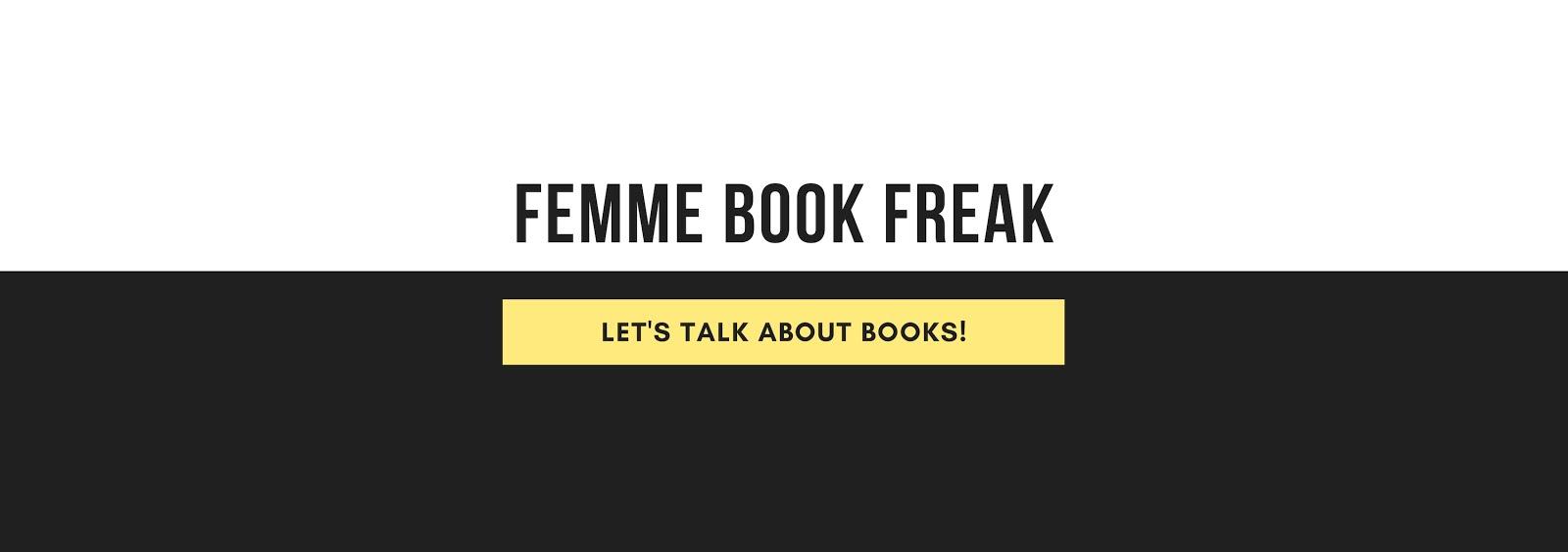 Femme Book Freak