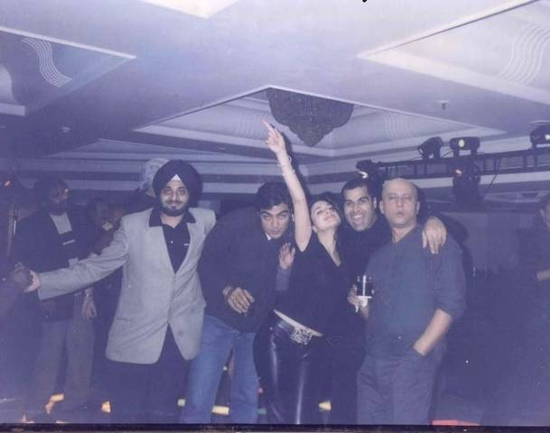 Preity Zinta Drunked, Preity Zinta party pictures, bollywood actress party pictures