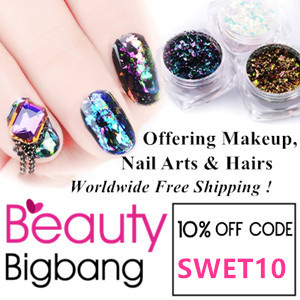 BeautyBigBang 10% off code: SWET10