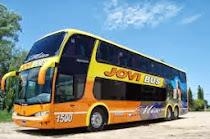 HORARIOS DE COLECTIVOS-EMPRESA JOVI BUS