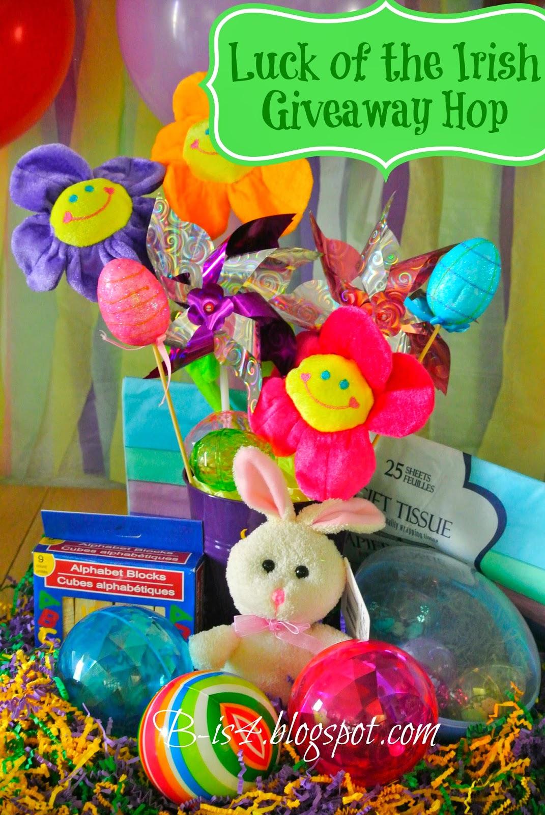 Easter basket, Spring
