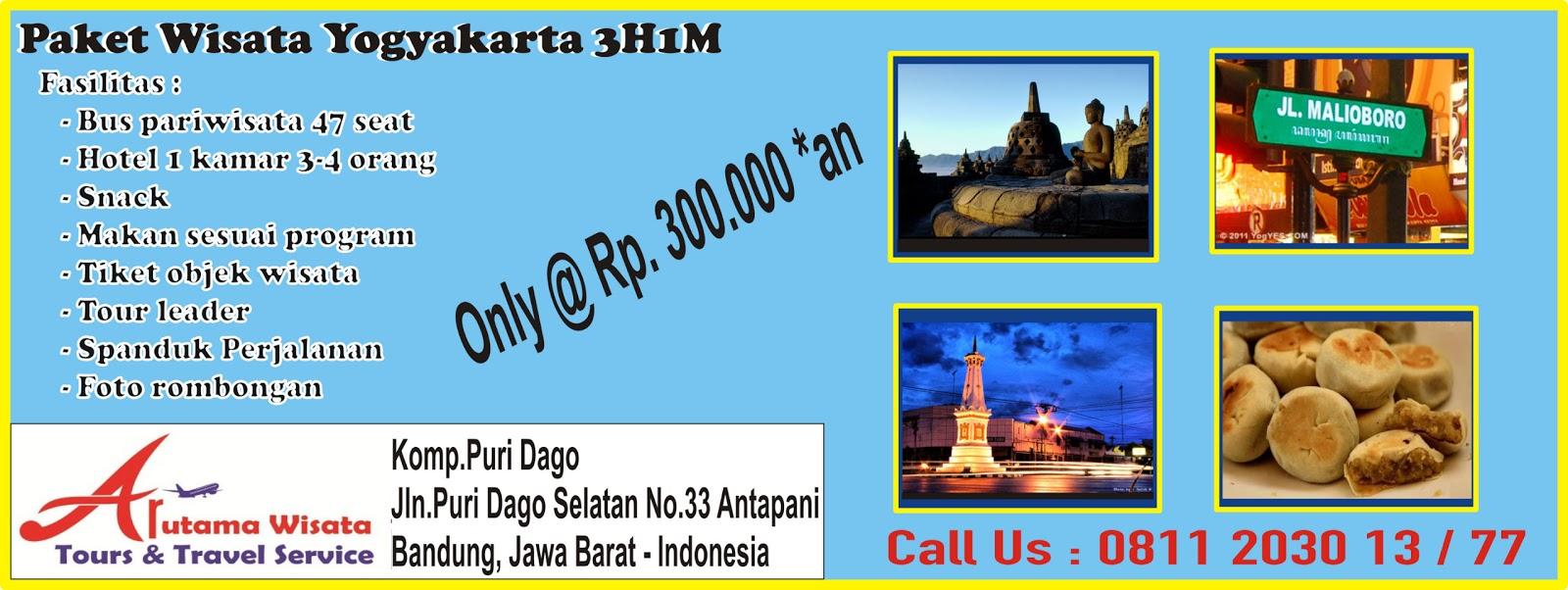 Arutama Wisata Tour & Travel Service