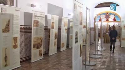 Una muestra de la cultura sefardí se exhibe en el salón Mudéjar de Jaén