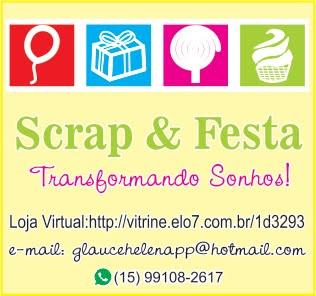 SCRAP E FESTA