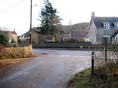 Invercauld Road, walks around Ballater