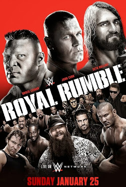 Royal Rumble 2014 - Señal 1, Señal 2 y Señal 3