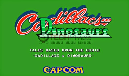 Cadillacs and Dinossaurs PC
