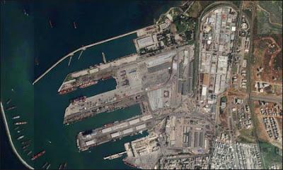 la proxima guerra puerto sirio de tartus siria rusia barcos