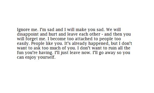 Deep Sad Love Quotes Tumblr Sad Love Quotes That Make You
