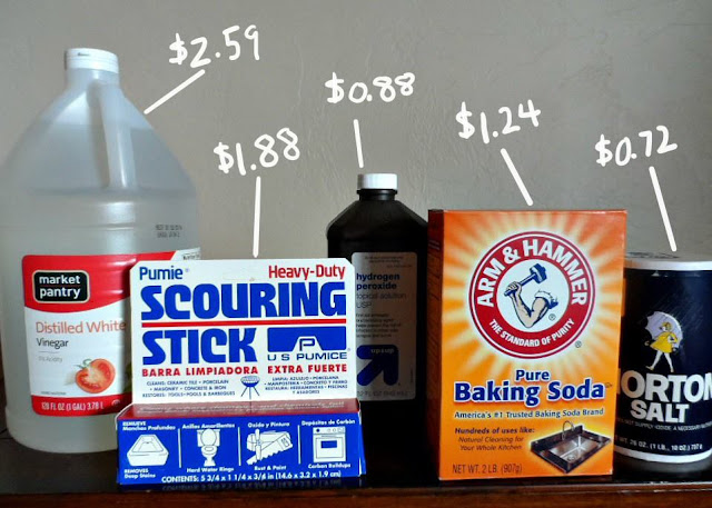 5 cheap natural accessible products for your home it for Cheap home stuff