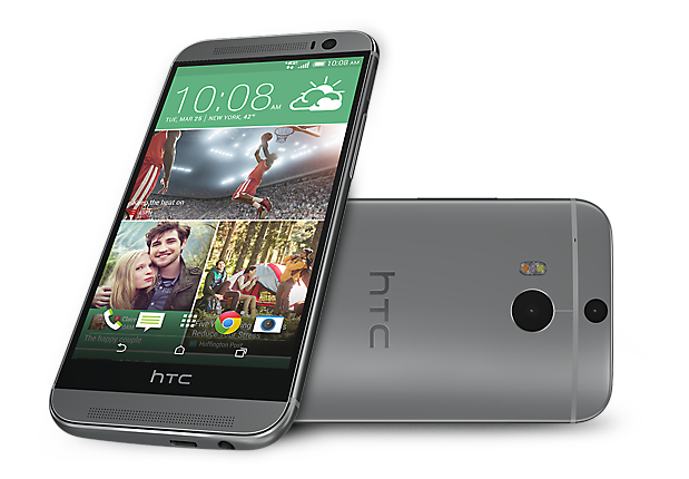 htc with htc sense. htc has been working hard to keep the one m8 at cutting edge. these days, of crucial strategy element in war between smartphones htc with sense