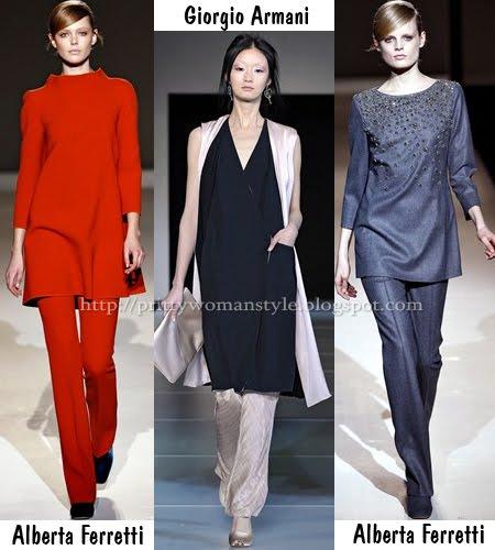 сиво - Облекло, мода, елегантност - Page 3 Tunics%2526Trousers-05
