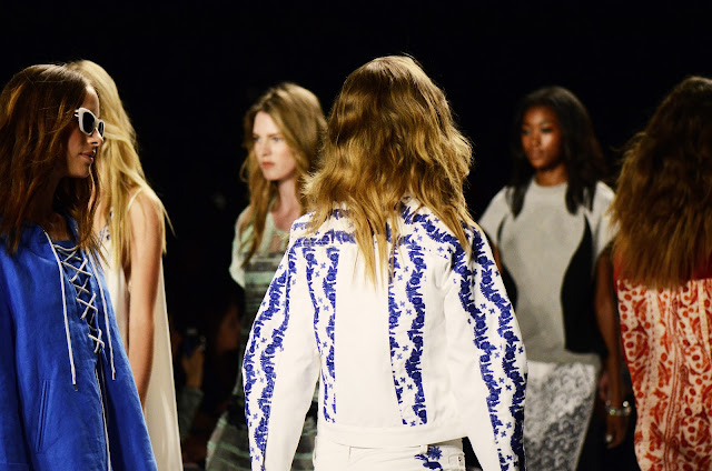 Rebecca Minkoff, Fashion, Style, Design, Runway, Candid, Finale, Womenswear, New York