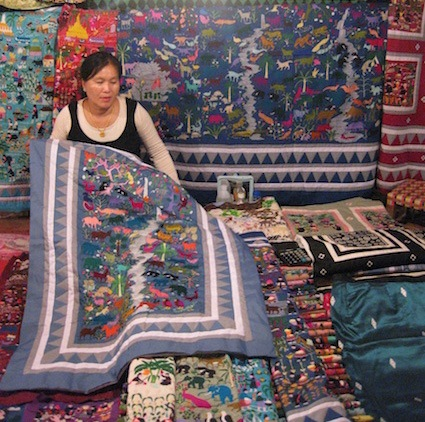 Laos mencari kemitraan di pasar MEA