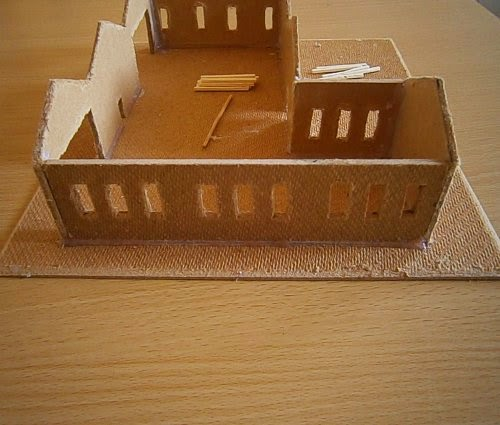 Making Stalingrad Ruined Factory One Pictures 5