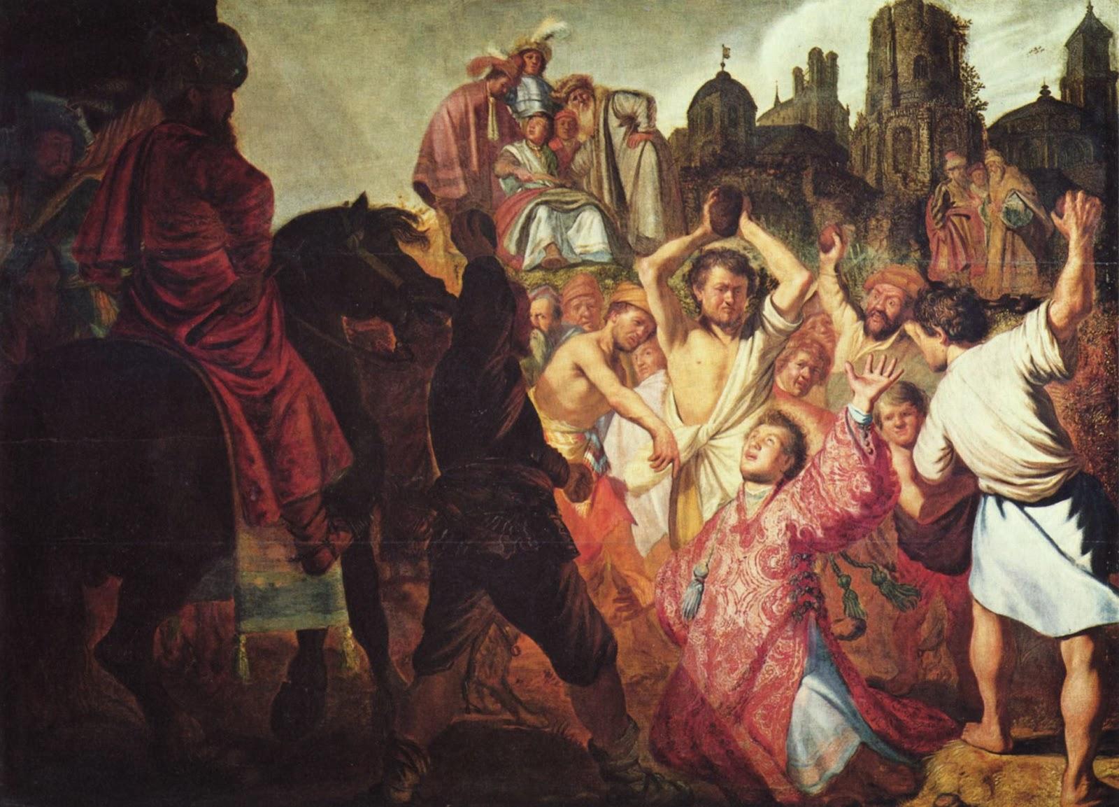 St. Stephen – Martyr
