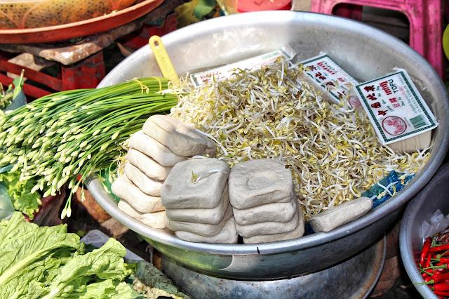 Tofu et soja à petit prix