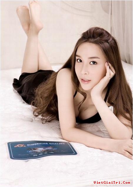 Ảnh gái xinh Thái Lan thật giả lẫn lộn 24