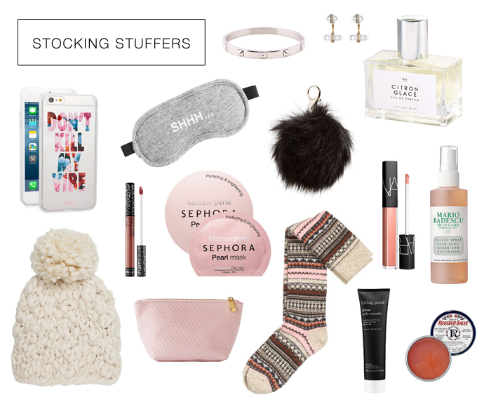 Stocking Stuffer Ideas | Love, Lenore