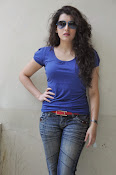 Archana photos in blue top-thumbnail-12