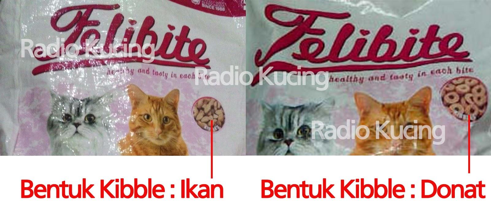Review Makanan Kucing Merk Felibite Buatan Indonesia Radiokucing Com