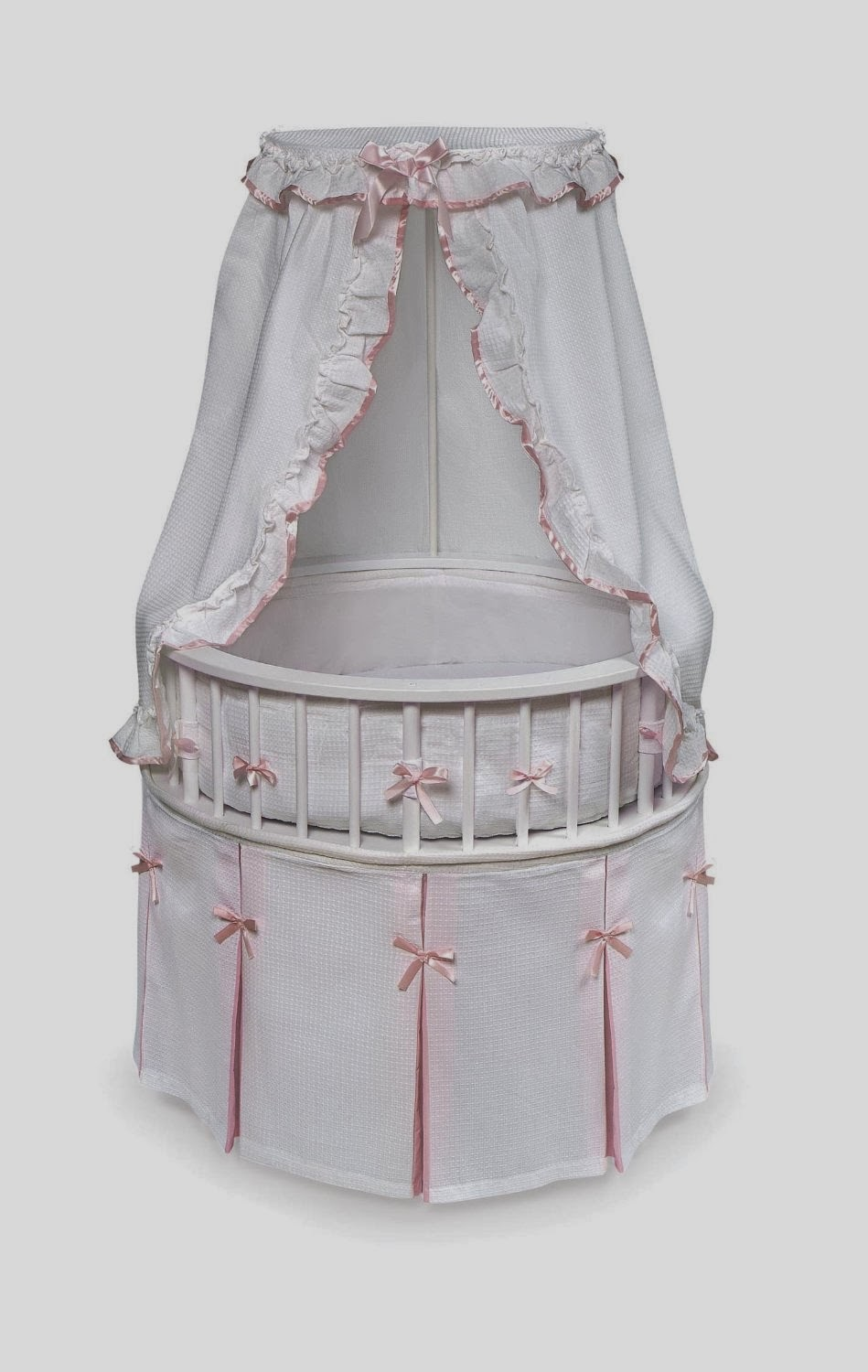 baby s crib best round baby cribs color and motive