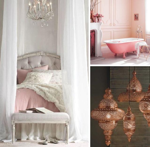 Roze Decoratie Woonkamer: kopen whole moderne slaapkamer gordijnen ...