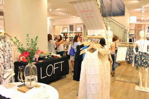 loft, chicago, bloggers, hot, pink