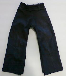 reciclar pantalon
