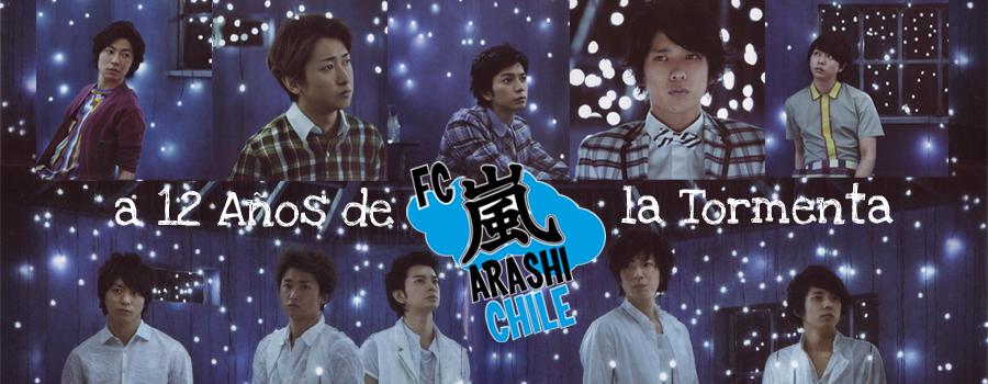 Arashi FC Chile