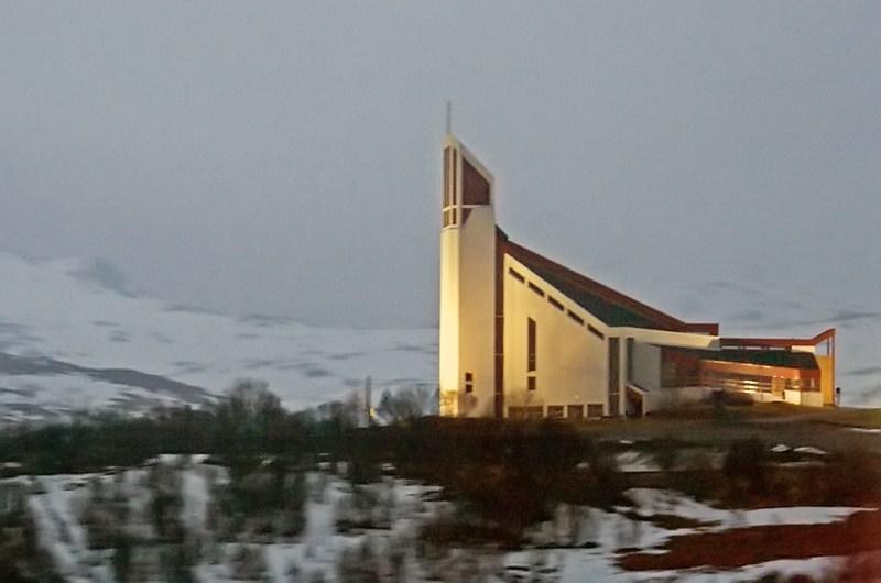 vestvågøy Sandnessjøen