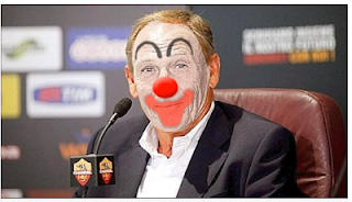 Zdenek Zeman - the perfect clown