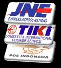 Pengiriman ke Seluruh Indonesia Via :