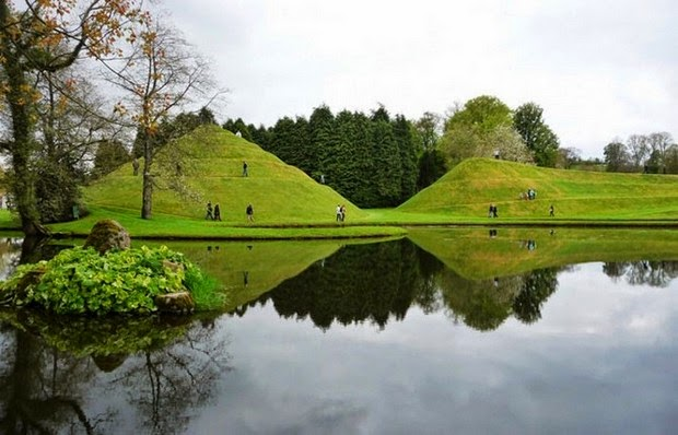 World's most beautiful gardens - Garden of Cosmic Speculation, Scotland