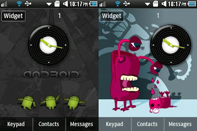 Samsung Corby 2 GT - S3850 Free Download Theme, Widget, Apps, And