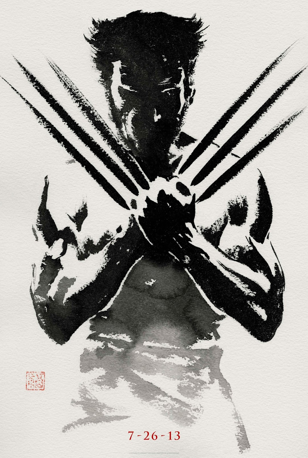 Pat Jackson's Podium: The Wolverine (2013)