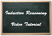 Video Tutorial for Inductive Reasoning Test - JobTestPrep's Blog