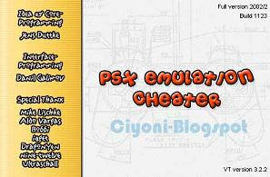 PSX Emulation Cheater ( PEC ) Full Version Ciyoni-Blogspot