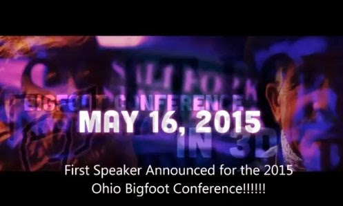 Ohio Bigfoot Conference 2015