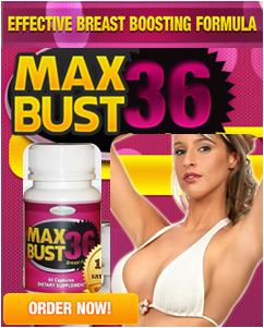 Maxbust - Bigger Breast Formula