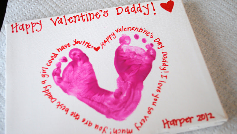Card Making Ideas For 2 Year Olds Part - 36: Valentineu0027s Day Craft