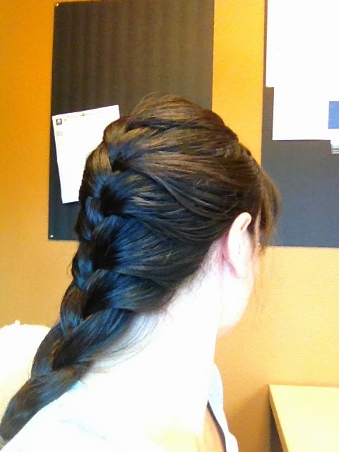 Eigth Attempt At French Braiding