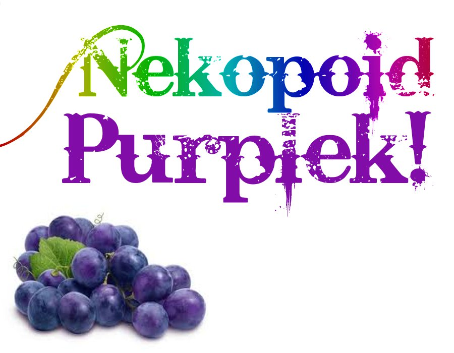 Nekopoid Purplek!