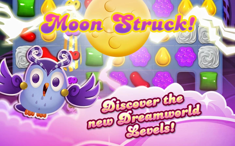 Candy Crush Saga v1.47.0 Mega Mod