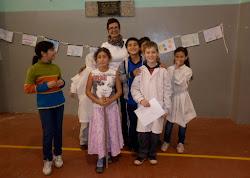 Los autores (Esc 205. Toay. La Pampa.Argentina)
