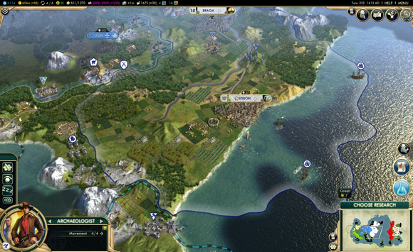 Screenshot10 Sid Meiers Civilization V: Gold Edition With Brave New World DLC + Crack Fix V3 ALI213