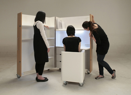 02-Box-Furniture-Toshihiko-Suzuki-ATELIER-OPA-Office-Unit