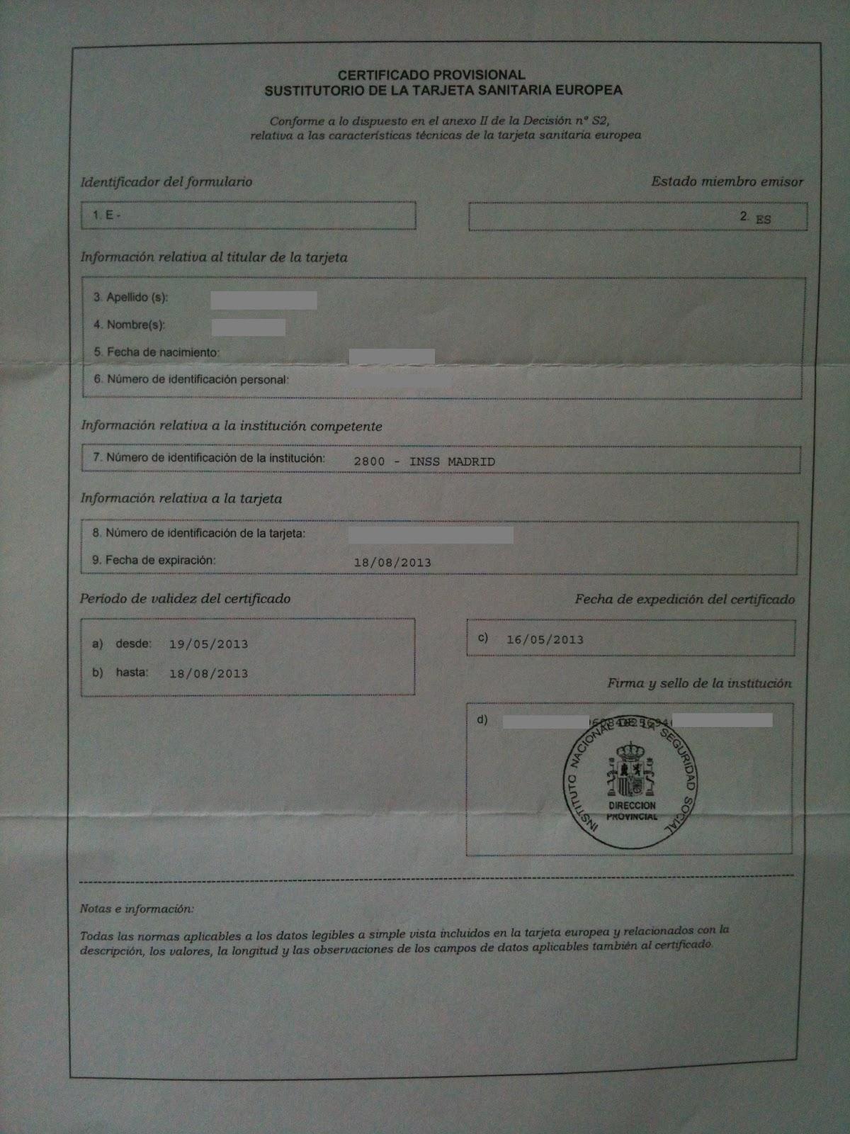 Emigrando a dublin caiss oficinas de la seguridad social for Oficinas de la seguridad social en madrid