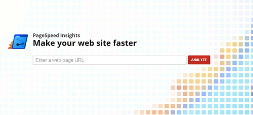 Page Speed Tool
